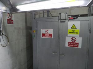 Yük ve Servis Asansörü | Aya Makine Otomasyon | -11