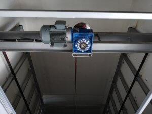 Yük ve Servis Asansörü | Aya Makine Otomasyon | -9
