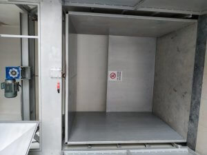 Yük ve Servis Asansörü | Aya Makine Otomasyon | -3