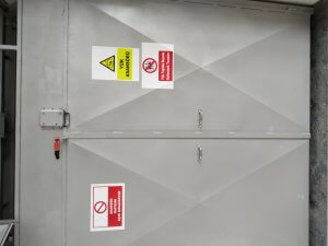 Yük ve Servis Asansörü | Aya Makine Otomasyon | -2