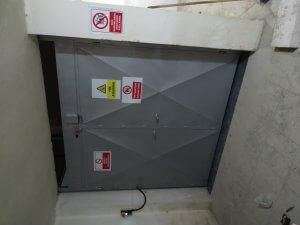 Yük ve Servis Asansörü | Aya Makine Otomasyon | -1